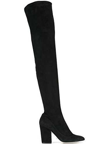 sergio-rossi-womens-a75290maf7141000-black-suede-boots