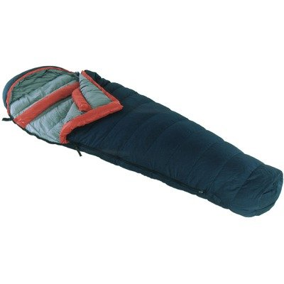 Downright® 21 Voyager™ 20 – Degree Mummy Bag, LH, Outdoor Stuffs