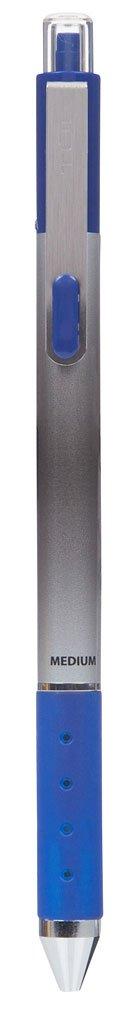 TUL GL1 Gel Pen Retractable Needle Point Medium 0.7mm, Blue 12/pk + ''IdeaPad'' Post-It Notes (200-ct) Bundle by TUL (Image #3)