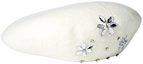 Collection XIIX Women's Pearl Beret Hat