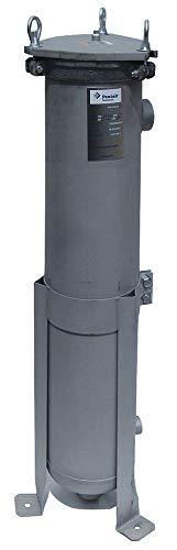 Bag Filter Housing, Alum, 2 In FNPT