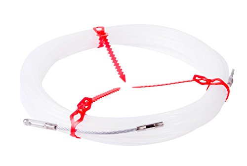 Gardner Bender JLP5 50-Feet Slipry-Snake Replacement Fish Tape, Nylo-Flex