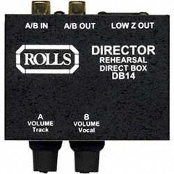Rolls DB14 AV Presenter (Av Direct Box)