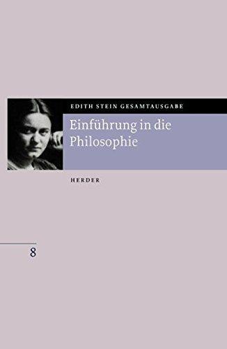 Gesamtausgabe. Einführung in die Philosophie ebook