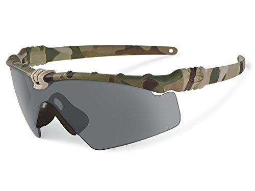 Oakley SI Ballistic M-Frame 3.0 Multicam (OCP) w/ Grey - Ballistic Frame M