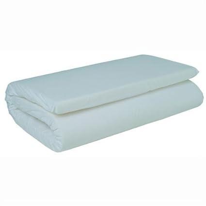 Willy - Colchón para cama de viaje.Funda extraíble yenrollable