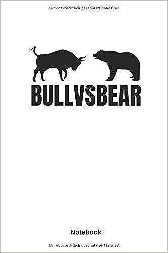 Amazon com: BULLVSBEAR NOTEBOOK: Investor Stock Exchange