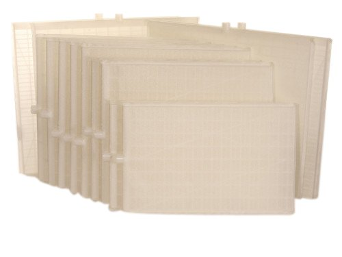 Unicel FS-3053 Replacement Filter Grid for Sta-rite System 3 Model S8D110 SD Series De Filter Set by Unicel