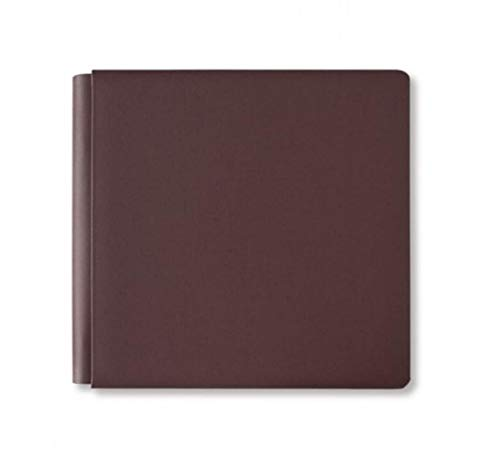 Album Chocolate 12x12 (12x12 Chocolate Brown Album Bookcloth Cover by Creative Memories)