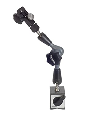 Brown & Sharpe TESA INTERAPID Magnetic Base with Articulated Arm and Fine Adjustment