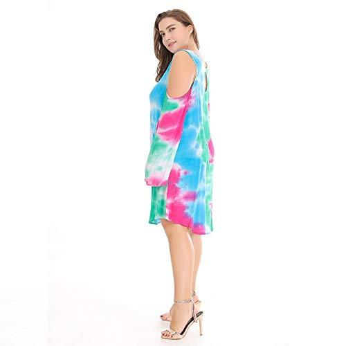 Xxxl Lounge beach Gonne Dresses Colore Tdpyt c5L4AjqR3