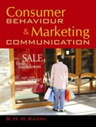 Consumer Behaviour & Marketing Communication pdf