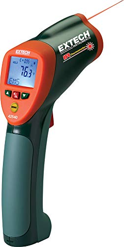 Extech 42540 Mini High Temperature Infrared Thermometer (Discontinued by the Manufacturer)