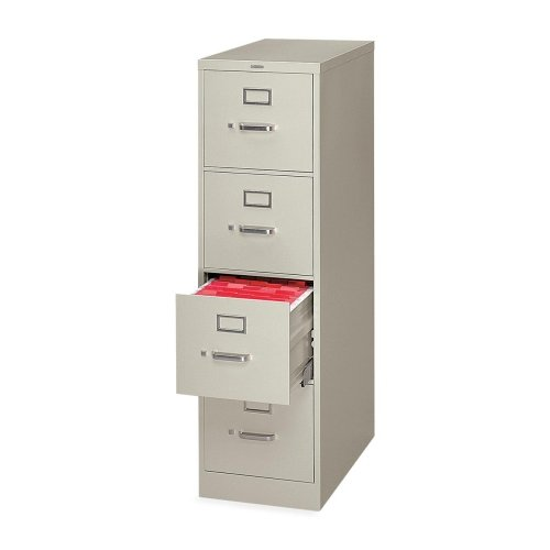 HON H322/H324 Series Vertical Files-4 Drawer Letter File,...