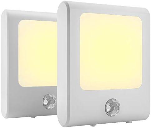 MAZ TEK Plug Motion Sensor Lights product image