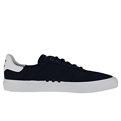 Bleu Chaussures Mixte 000 Adulte maruni ftwbla Adidas 3mc Skateboard De maruni IqxYvn45Bw