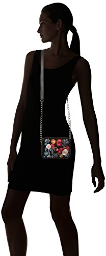 Multi Bloom embroidery Crossbody Small Lucky Super CqIFY