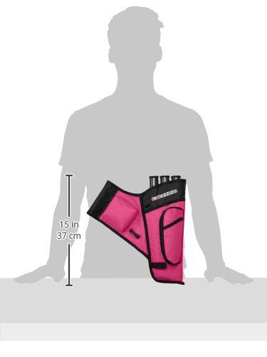 Bohning Mini Right Hand Target Quiver Hot Pink