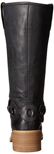 Mojo Moxy Women's Panhandle Western Boot Black Smooth M5xxht4B8z