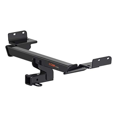 CURT 13363 Class 3 Trailer Hitch, 2-Inch Receiver for Select Jeep Compass