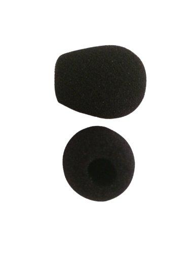 Foam Mic Windscreens for Plantronics, GN Netcom Headsets - QUANTITY OF 50