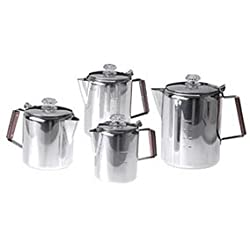Stainless 6 Cup Percolator made by Gsi