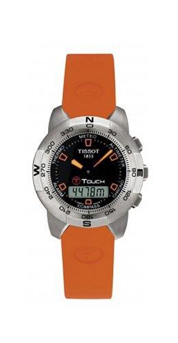 Tissot Men's T33759859 T-Touch Titanium Watch