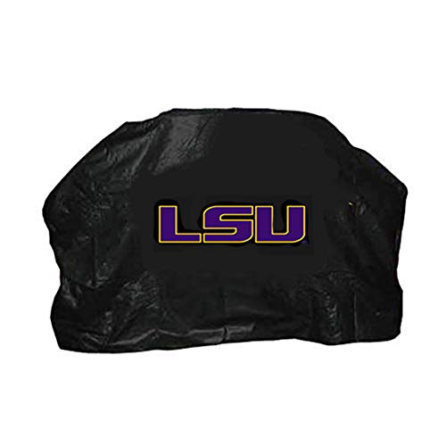 NCAA Louisiana State Fightin Tigers 68-Inch Grill Cover ()