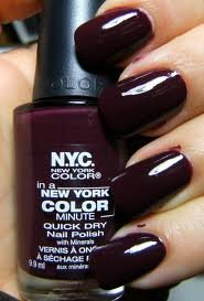 New York Color In A New York Color Minute Quick Dry Nail Polish, Manhattan, 0.33 Fluid Ounce (Nyc Nail Polish Colors Manhattan compare prices)