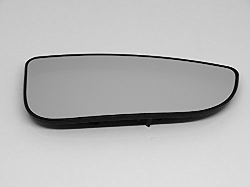 10-14 Ram 1500, 2500, 3500, 4500 Right Passenger Convex Lower Flip Up Tow Mirror Glass w/ rear back plate OE