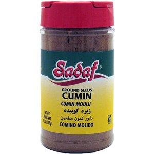 Cumin Ground - Cumin Powder - Cumin Spice - Cumin Seasoning - Kosher Cumin - Super Spice (5 oz. Powder in Shaker)