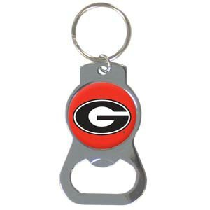 NCAA Georgia Bulldogs Bottle Opener Key Chain (Georgia Bulldogs Bottle Opener)