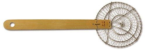 Joyce Chen 30-0037, Stainless Steel Strainer, 7-inch