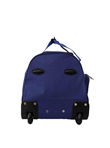 0 Bluestar Trolley 60 Borsa Bd Cm Blu 12659 waqPSwY