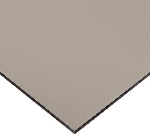Cast Acrylic Sheet, Transparent Gray, 12