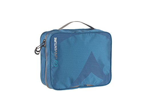 LIFEVENTURE WASH BAG LARGE (Petrol Wash)