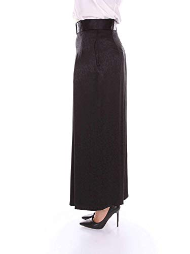 176394464001 Etro Negro Pantalón Mujer Seda HRYnqv8Y
