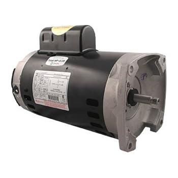 316bgPPTG6L._SL500_AC_SS350_ amazon com pool motor, 3 4 hp, 3450 rpm, 230 115vac home improvement  at webbmarketing.co