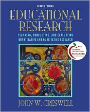 Educational Research 4th (forth) edition Text Only pdf