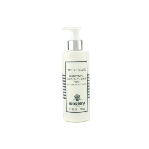 - Sisley by Sisley Phyto-Blanc Lightening Cleansing Milk --200ml/6.7oz for WOMEN ---(Package Of 2)