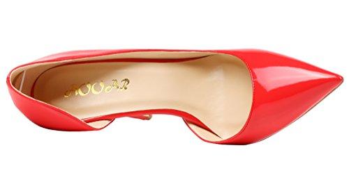 Scarpe Donna Tacco col AP37 Lackleder Orangerot AOOAR qRFpZTw7x4