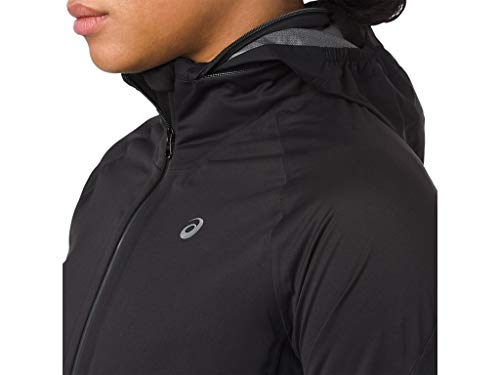 ASICS 2012A018 Women's System Jacket, Performance Black, Large by ASICS (Image #5)