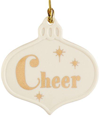 Lenox Cheer Charm (Tassels Program)