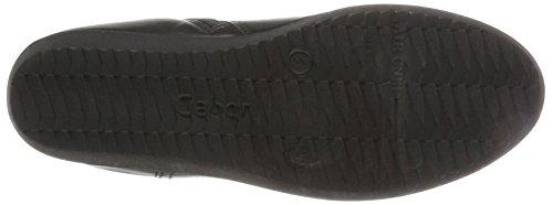 Micro Noir Gabor Bottes Shoes 57 Schwarz Comfort Femme Basic w68q1XP