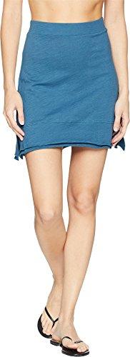 CARVE Designs Women's Daytona Skirt Indigo Medium
