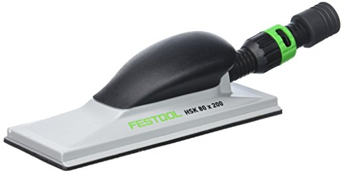Festool 496965 80mm X 200mm Hand Sanding Block by Festool