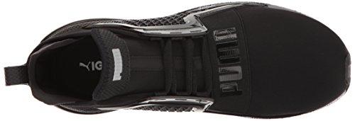 Zapato Cross-Trainer sin salpicadura de nieve Ignite para hombre, Puma Black, 4 M US