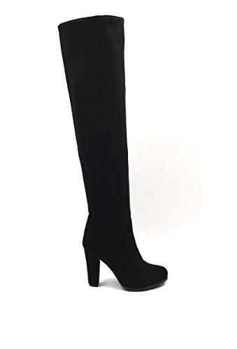 CHIC NANA . Chaussure femme cuissarde