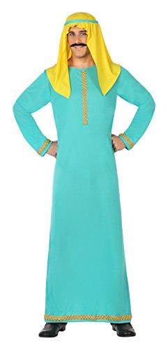 Atosa 17698-Arabian-Men's Costume, Size M/L 50/52 ()