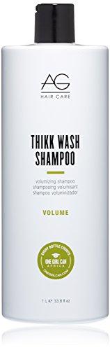 Shampoo Volumizing Ginger - AG Hair Volume Thikk Wash Volumizing Shampoo